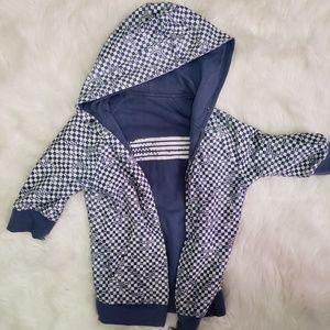 Roxy Hooded Reversible Jacket